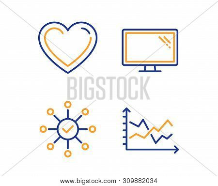 Survey Check Heart Vector Photo Free Trial Bigstock