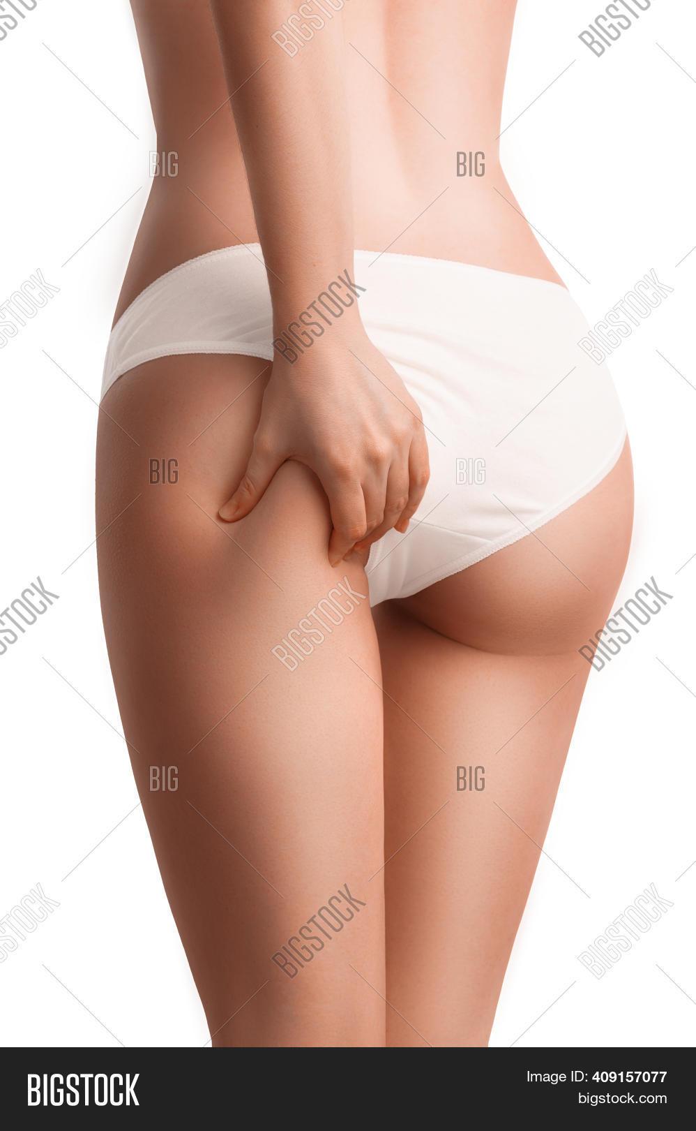 Girl Shows Her Panties