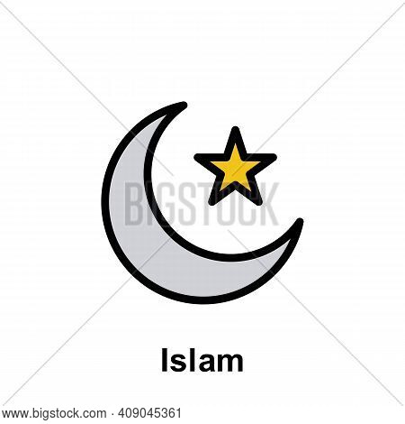 Ramadan Islam Outline Icon. Element Of Ramadan Day Illustration Icon. Signs And Symbols Can Be Used