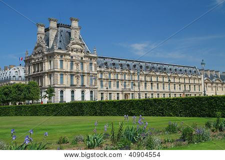 Palace of luxemburg in Paris