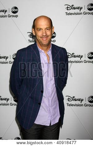 LOS ANGELES - JAN 10:  Anthony Edwards attends the ABC TCA Winter 2013 Party at Langham Huntington Hotel on January 10, 2013 in Pasadena, CA