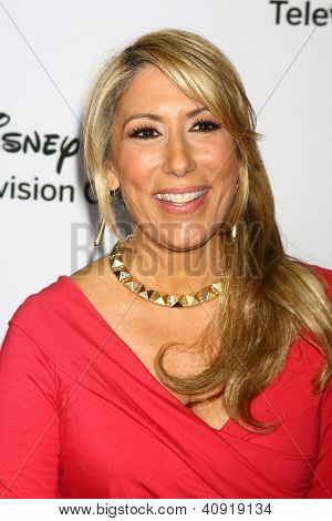 LOS ANGELES - JAN 10:  Lori Greiner attends the ABC TCA Winter 2013 Party at Langham Huntington Hotel on January 10, 2013 in Pasadena, CA