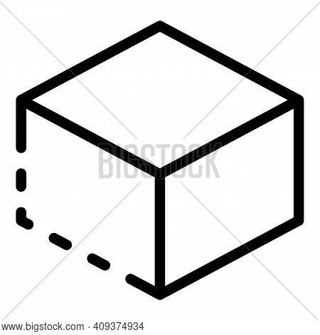 Redesign Object Icon. Outline Redesign Object Vector Icon For Web Design Isolated On White Backgroun