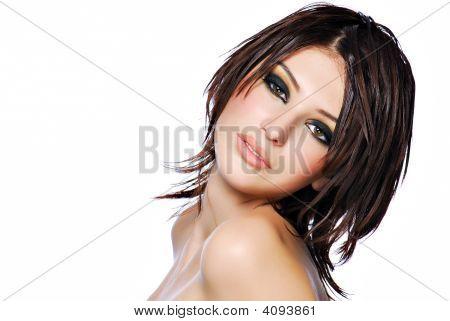 Belleza peinado