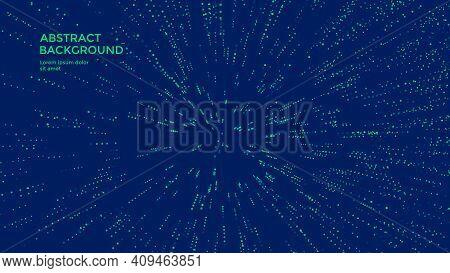 Geometric Motion Background Starburst Line Or Rays