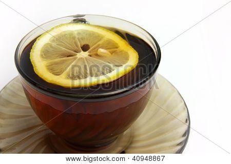 cap of the tea