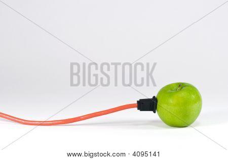 Green Power Apple