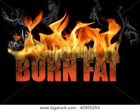 Words Burn Fat