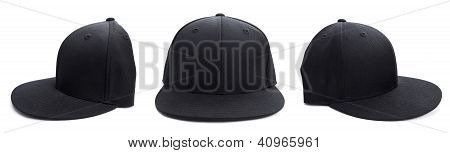 Black Hat At Different Angles