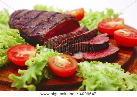 Roast Beef Meat Steak