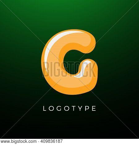 3d Playful Letter G, Kids And Joy Style Symbol For School, Preschool, Comic Book, Kids Zone Decorati