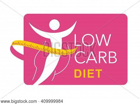 Low-carbohydrate Diet That Restrict Carbohydrate Consumption - Crossed Wheat, Honey And Sugar - Isol