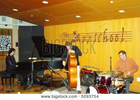Piano Jazz Trio