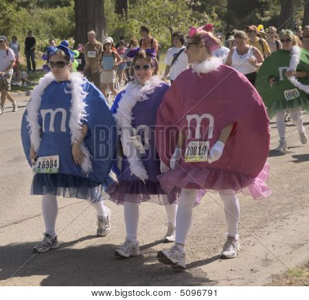 Bay To Breakers Race Costumes