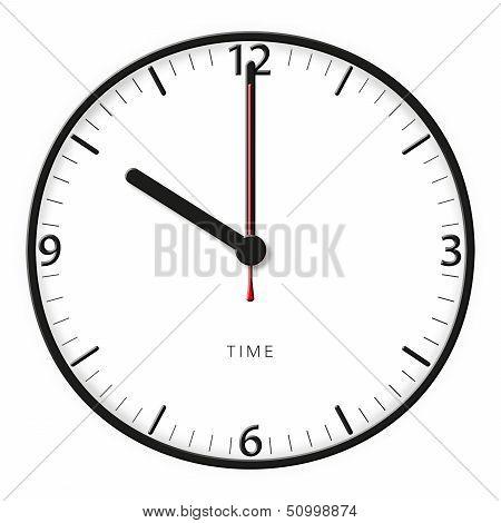Clock- 10.00