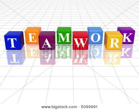 Colour Teamwork