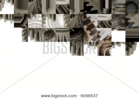 Cogs Collage