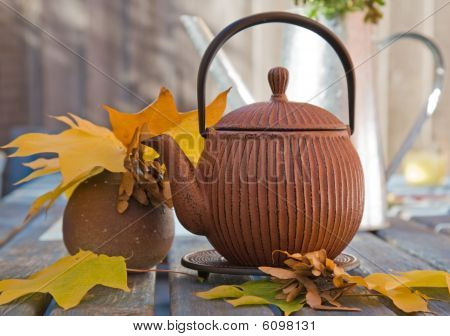 Autumn Tea -