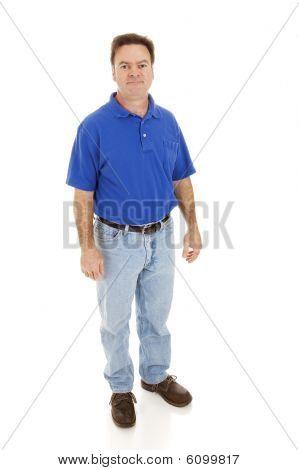 Regular Guy - Full Body
