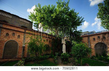 Saint Joseph seminary in Saigon
