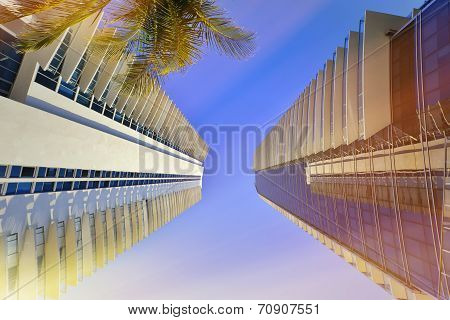 Modern Residential Buildings