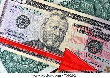 Dollar Falls