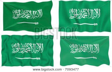 Flag Of Saudia Arabia