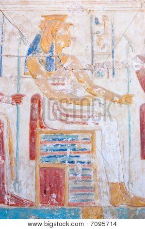 Ancient Egyptian Goddess Mut