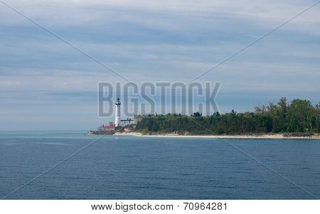 South Manitou Island Lighthouse