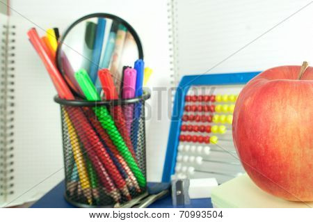 Apple By School Items