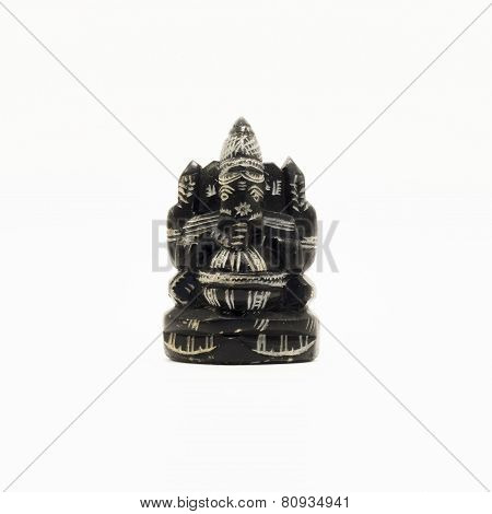 Statuette Of Lord Ganesha