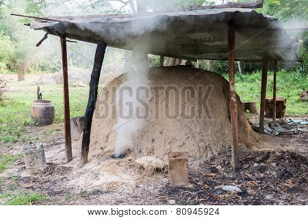 Charcoal Incinerator