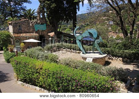 Saint Paul De Vence, One Of The Oldest Towns Of The Provence