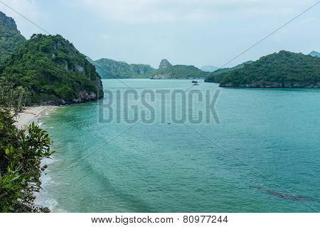Angthong Islands