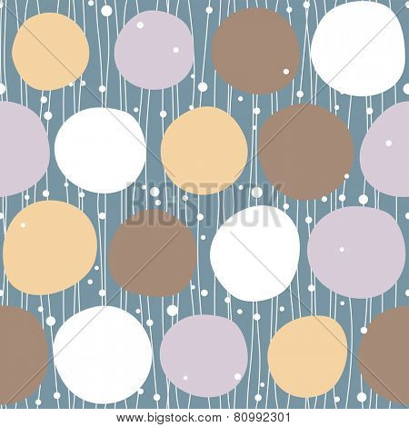 abstract seamless pattern from color circle. eps8