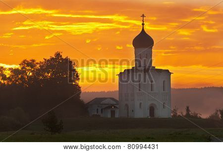 Church of the Intercession of the Holy Virgin on the Nerl Rive