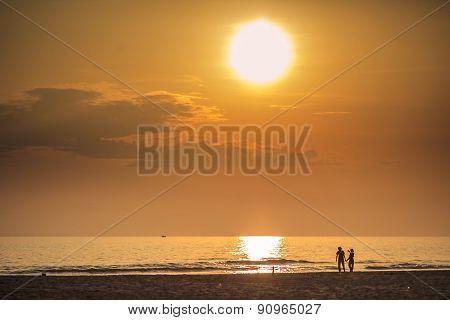 Versilia Sunset