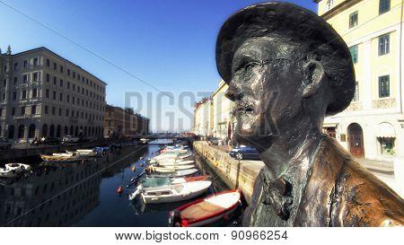 James Joyce in Trieste