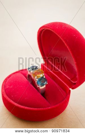 Gem Stone Fine Jewellery Ring