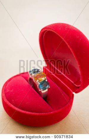 Gem Stone Fine Jewellery Ring