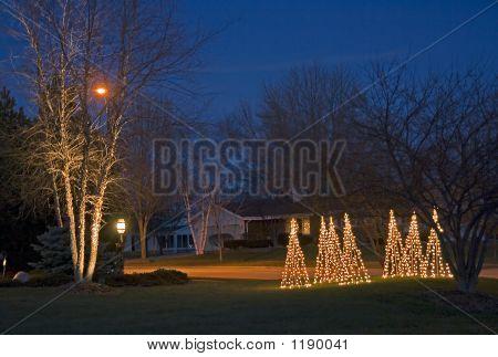 Christmas Twlight