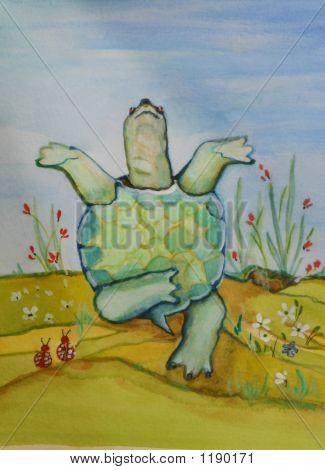 Turtle Antics
