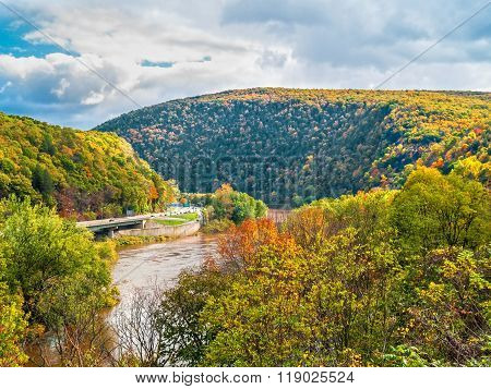 Delaware Water Gap View