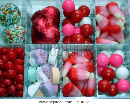 Valentine Candy Assortment
