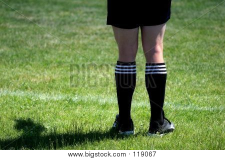 Football / Soccer Referee