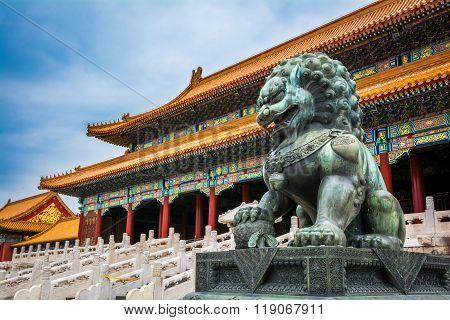 Beijing Forbidden City, China