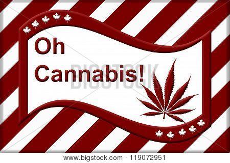 Oh Cannabis Marijuana In Canada