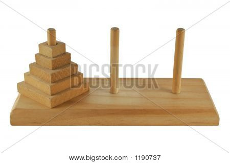 Towers Of Hanoi Puzzle