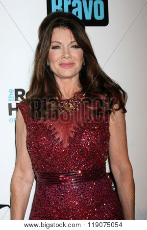 LOS ANGELES - DEC 3:  Lisa Vanderpump at The Real Housewives of Beverly Hills Premiere Red Carpet 2015 at the W Hotel Hollywood on December 3, 2015 in Los Angeles, CA