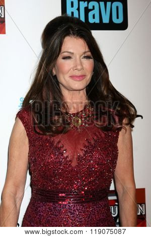 LOS ANGELES - DEC 3:  Lisa Vanderpump at the The Real Housewives of Beverly Hills Premiere Red Carpet 2015 at the W Hotel Hollywood on December 3, 2015 in Los Angeles, CA